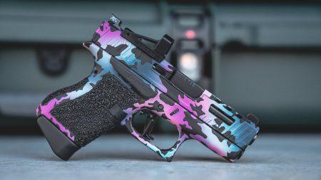Custom Glock With RMSc