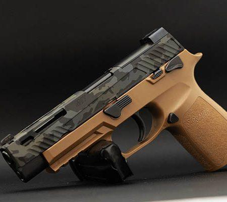 Customize Your Sig Sauer P320 – Culper Precision