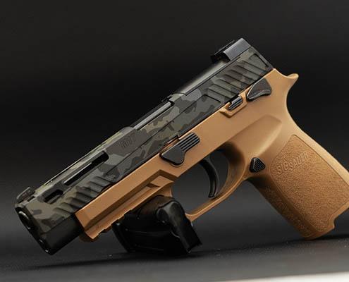 Culper P320FULL/M17 FIGHTER