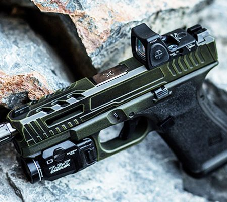Customize your Glock Pistol – Culper Precision